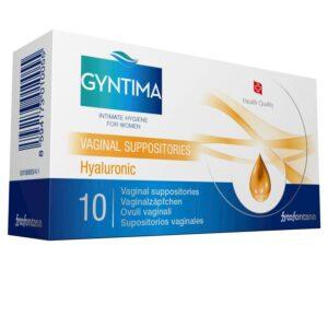 Gyntima hüvelykúp hyaluronic - 10db