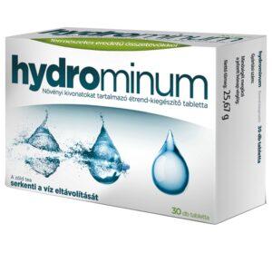 Hydrominum - növényi vízhajtó tabletta - 30db