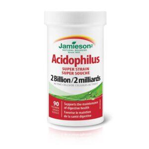Jamieson Super Strain Acidophilus kapszula - 90db
