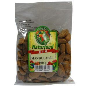 Naturfood Bio mandulabél - 100g