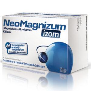 NeoMagnizum Izom magnézium tabletta - 50db