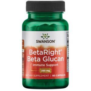 Swanson Béta-glükán kapszula - 60db
