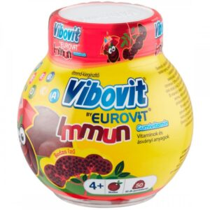 Vibovit Immun gyerek gumivitamin - 50db