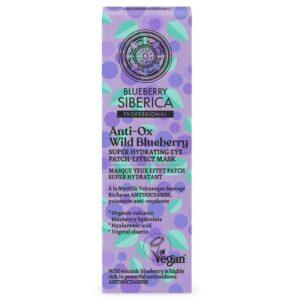 Blueberry Siberica Anti-Ox Vad Áfonya Hidratáló szemmaszk - 30ml