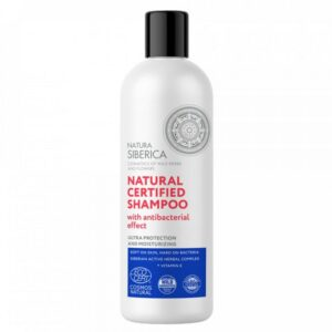 Natura Siberica Ultra Protection natúr sampon - 400ml