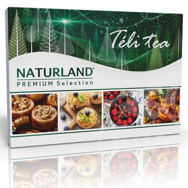Naturland Prémium Téli teaválogatás - 30 filter