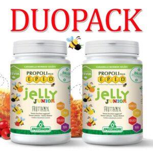 Specchiasol EPID Jelly junior immuntámogató gumicukor gyermekeknek DUOPACK - 2x150g