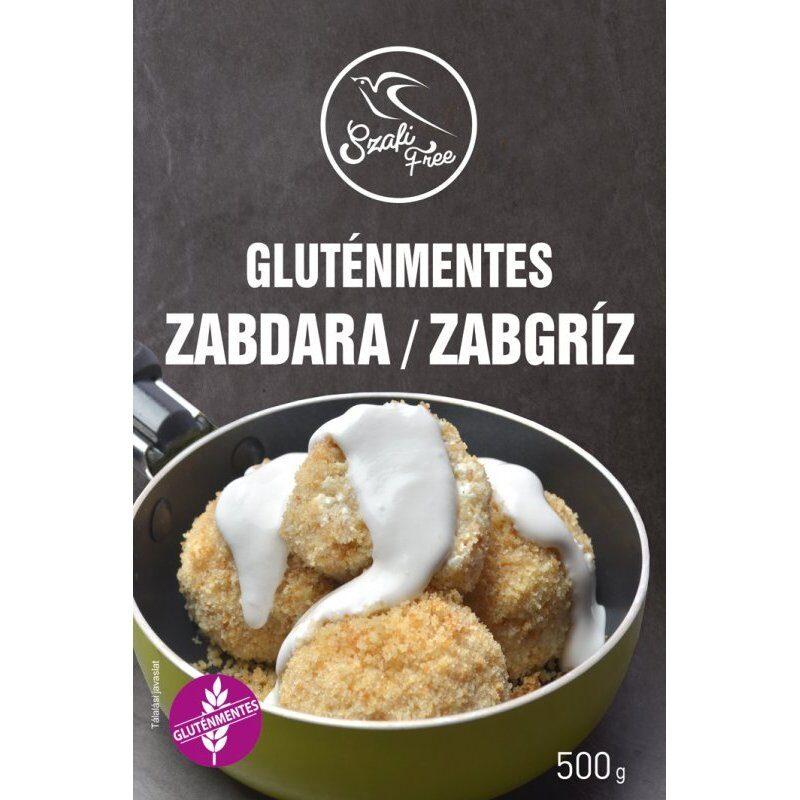 Szafi Free Zabdara-zabgríz - 500g