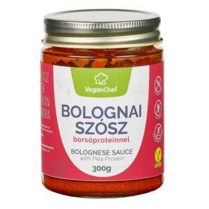 VeganChef bolognai szósz borsóproteinnel - 300g