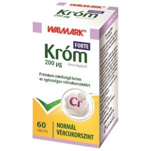 Walmark Króm Forte tabletta - 60db