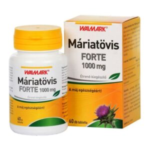 Walmark Máriatövis Forte tabletta - 60db