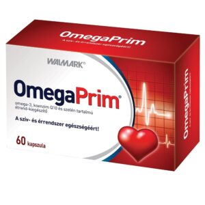 Walmark OmegaPrim kapszula - 60db