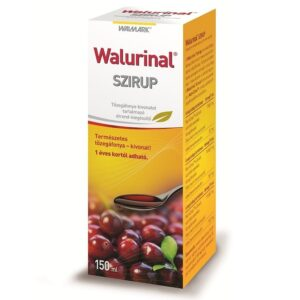 Walmark Walurinal szirup - 150ml