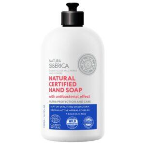 Natura Siberica Ultra Protection kézmosó szappan - 500ml