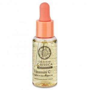 Oblepikha C-Berrica Energetizáló arcszérum C-vitaminnal – 30ml