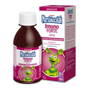 Walmark Marslakócskák Immuno Forte bodza szirup - 150ml