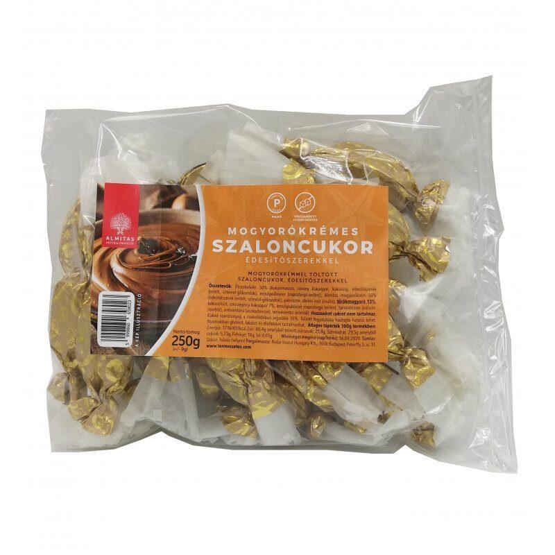 Almitas Szaloncukor mogyorókrémes - 250g