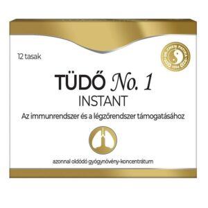 Dr. Chen Tüdő No.1 instant tea - 12 tasak