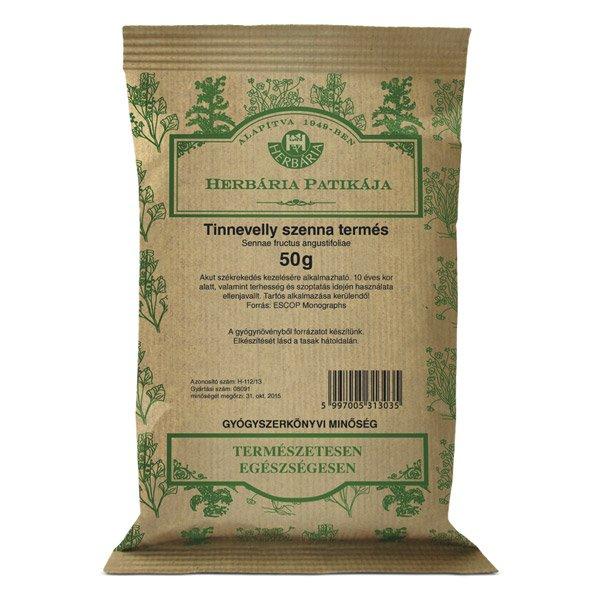 Herbária Tinnevelly Szenna termés (Anyalevél) - 50g