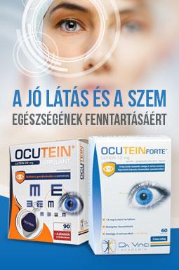 Ocutein szemvitaminok