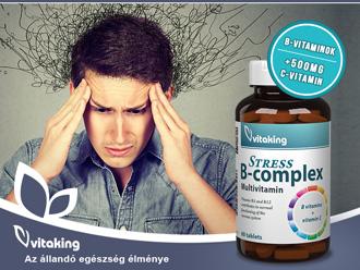 Vitaking Stressz-B complex