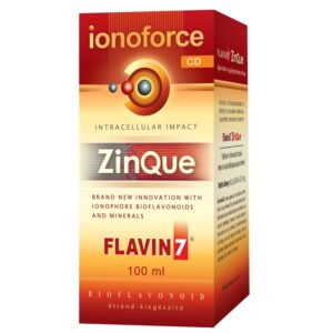 Flavin7 ZinQue Ionoforce - 100ml