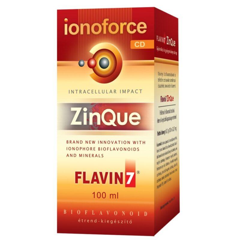 Flavin7 ZinQue Ionoforce - 100ml