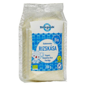 Biorganik BIO gluténmentes rizskása - 200g