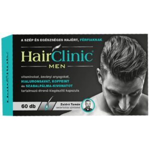 Hair Clinic Men kapszula - 60db