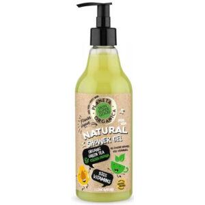Planeta Organica Skin Super Good Természetes 100% Vitamins tusfürdő - 500ml