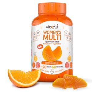 Vitaful Women's Multi gumivitamin nőknek - 120db
