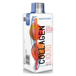 Nutriversum Collagen liquid 10.000mg mangó - 450ml