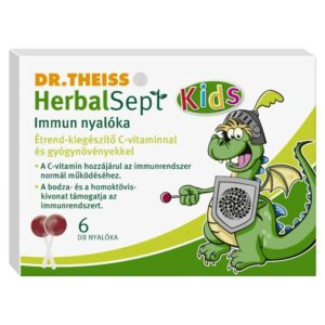 Dr. Theiss HerbalSept Immun nyalóka - 6db
