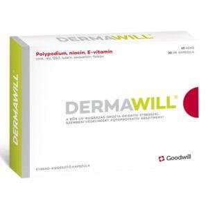 Goodwill Dermawill kapszula - 20db