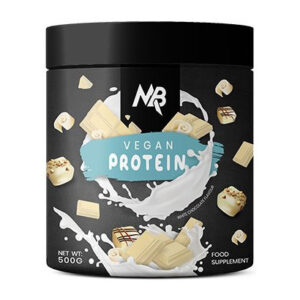 Magic Body Vegan Protein fehércsoki - 500g