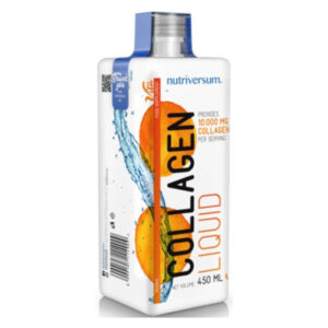Nutriversum Collagen liquid 10.000mg narancs - 450ml