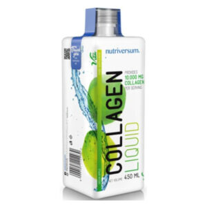 Nutriversum Collagen liquid 10.000mg zöldalma - 450ml