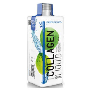 Nutriversum Collagen liquid zöldalma - 450ml