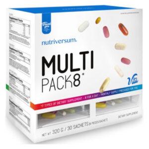 Nutriversum Multi Pack8 - 30 tasak
