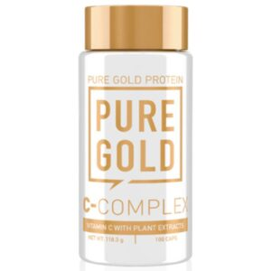 Pure Gold C-complex kapszula - 100db