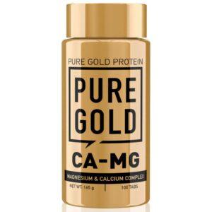 Pure Gold CA-MG kálcium magnézium komplex tabletta - 100db