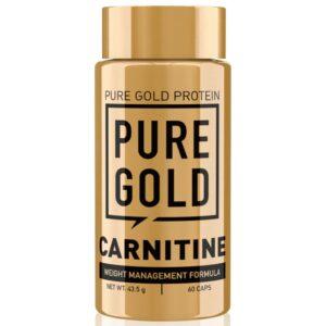 Pure Gold Carnitine (karnitin) kapszula - 60db