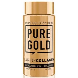 Pure Gold Hal kollagén kapszula - 100db