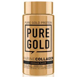 Pure Gold Hal kollagén limonádé italpor - 120g