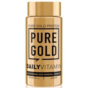 Pure Gold Daily Vitamin multivitamin kapszula - 60db