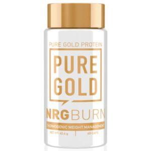 Pure Gold NRG Burn testsúlymenedzsment kapszula - 60db