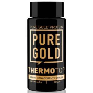 Pure Gold Thermo Top testsúlykontrol kapszula - 90db