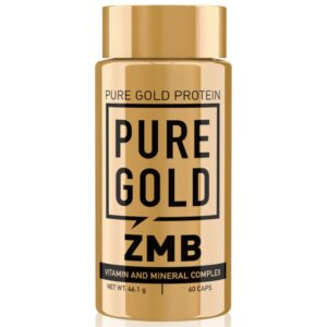 Pure Gold ZMB kapszula - 60db