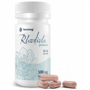 Tenmag Rhodiola Prémium kivonat kapszula - 60db