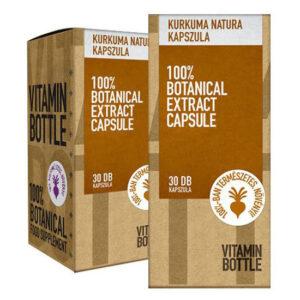 Vitamin Bottle Kurkuma Plus kapszula - 30db